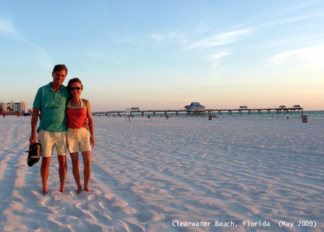 Clearwater Beach, Florida  (May 2009)