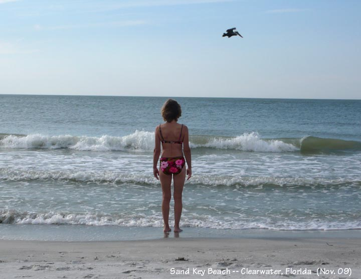 the keys topless beaches