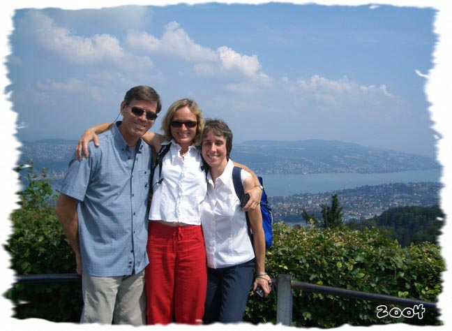 Atop the Uetliberg  (2004)
