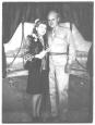 Ed & Evelyn Karpinski  (1943)